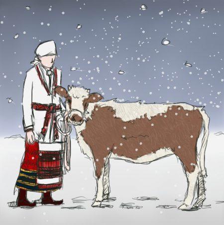 wintercow