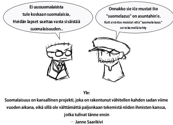 koskaan-suomalaisa