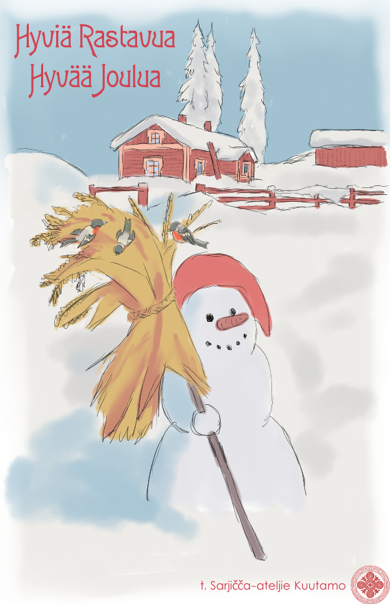 hyviä joulua