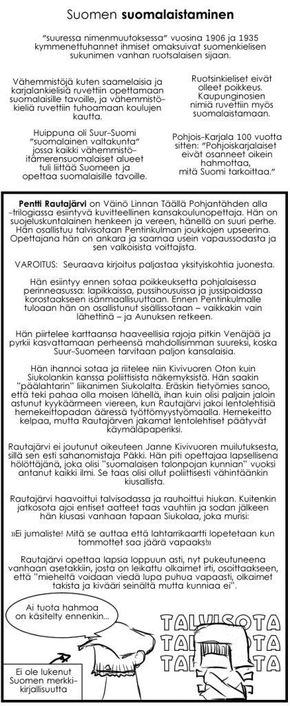 Suomen suomekoitumine