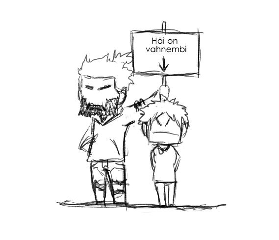 häi on vanhembi