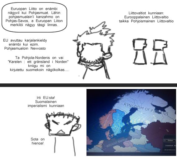 Pohjasmuat vs EU