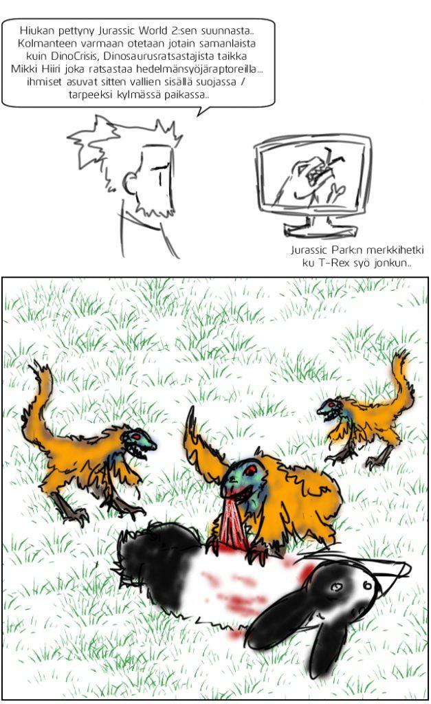 dinosaur bloggu