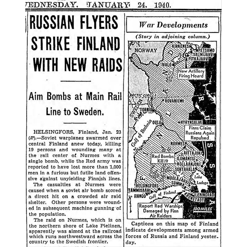 Chicago Daily Tribune: Wed Jan 24 1940